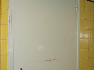 Opération Salle de bain - Avant