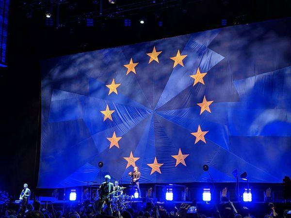 U2 -Dublin -Irlande 06/11/2018 -3Arena #2