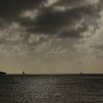 Partie sud côté est – Martinique
