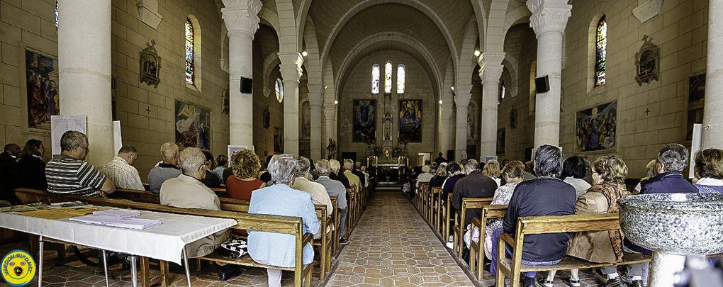 Pèlerinage Notre-Dame de la Fleur, juin 2019