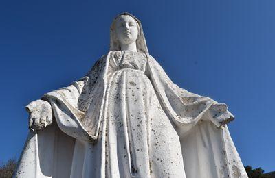 La Vierge Du Vœu De Pont-De-Barret (Drôme 26160) 48éme