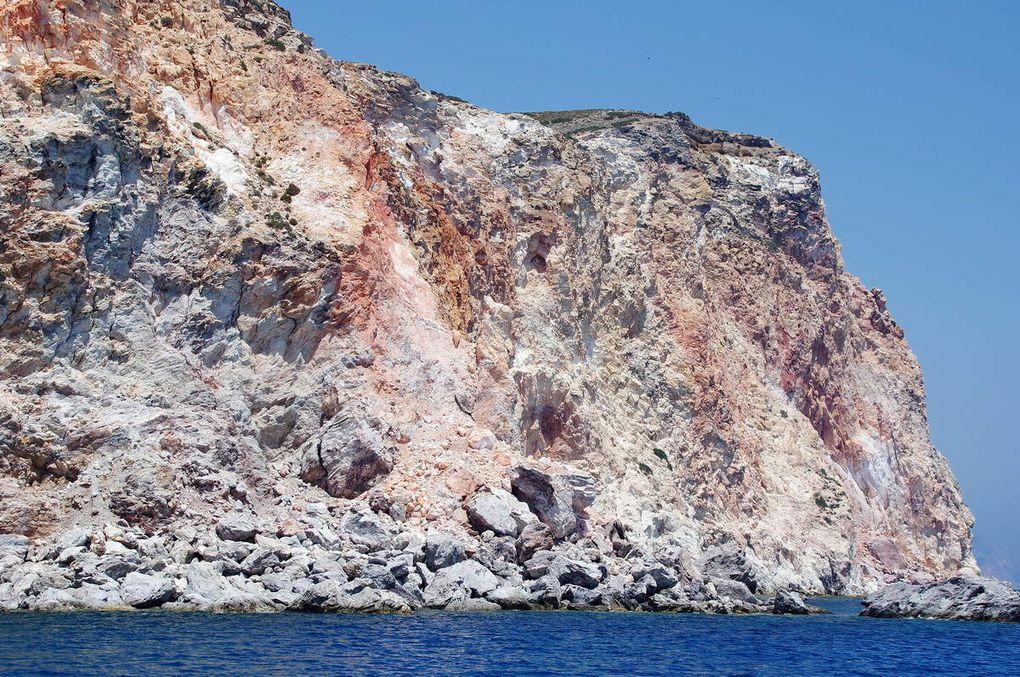 Tour de l'île en bateau (Thalassitra) + Ile de Poliegos