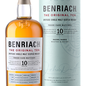 BenRiach 10Y - Nouvel habillage - Passion du Whisky