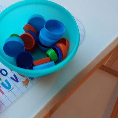 Montessori à la maison (quelques idées à faire soi-même)
