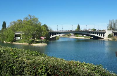 Joinville le pont en 2020. Bords de Marne.  Photos de  : © Eric Dubois
