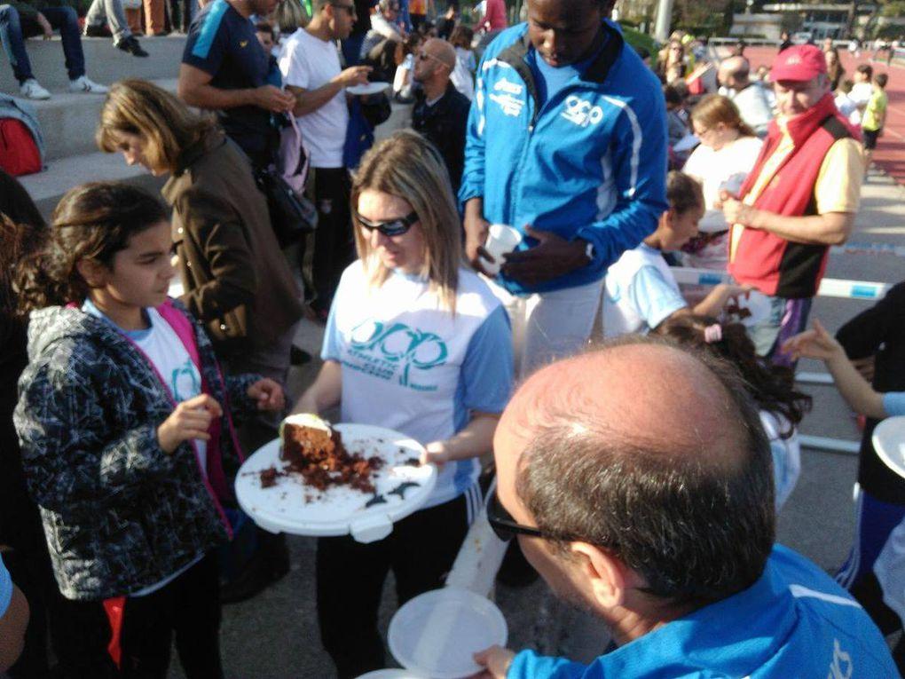 Participation de l'ACP Marseille aux Tours de Pointes