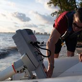 Torqeedo's ultra-quiet new electric outboard is making a splash - Yachting Art Magazine