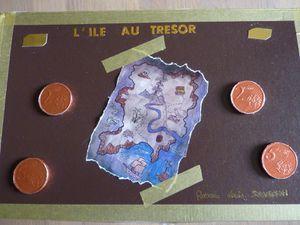 L'Île au trésor de Robert Louis Stevenson par Lisa
