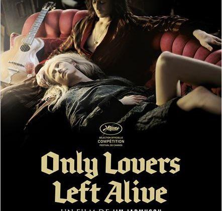 Critique Ciné : Only Lovers Left Alive, rockeur vampirique