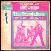 The Temptations - Ungena za ulimwengu (unite the world) - Hum along and dance - l'oreille cassée