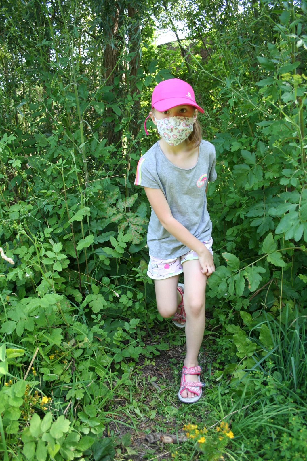 Stage Nature/Cirque-7/8 ans