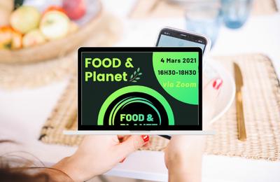 "Make Me Healthy rejoint le think tank ""Food & Planet"""