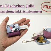 Stickdateien.By-Herzellie kaufen   Minitäschchen Freebook Nähanleitung   exklusiv-einzigartig-kreativ-Design-By-Elli