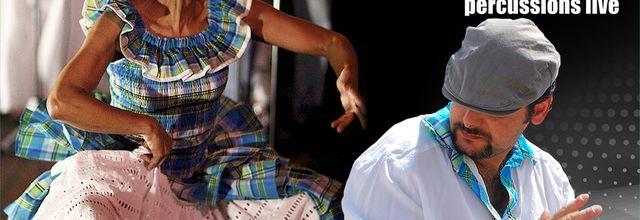 25/07/15 - Stage de danse gwoka - Marseille