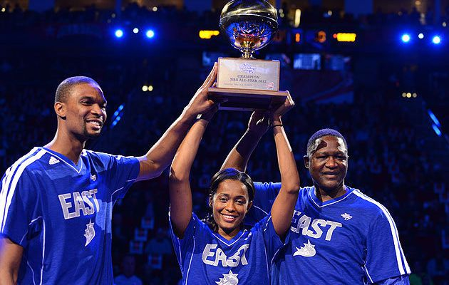 All-Star Game 2013: L'Ouest remporte les concours!