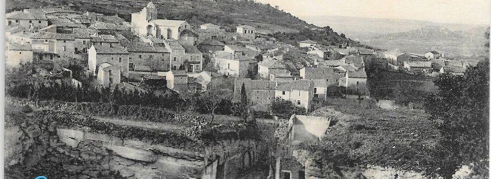 Le Four à Chaux à Saint-Restitut (N°61CV)