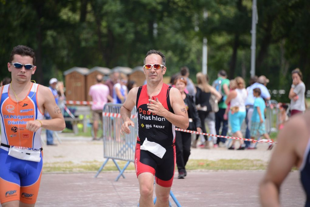 Triathlon de Bègles 2014