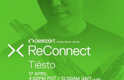 Tiësto, live stream this Friday, April 17 | Time