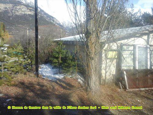 hameau de forestage n°7 ONF....dans la vallée de l'Ubaye Jausiers ( 04)