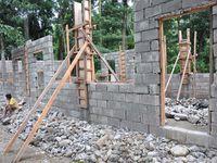 CONSTRUCTION ORIGINALE D'UNE ECOLE