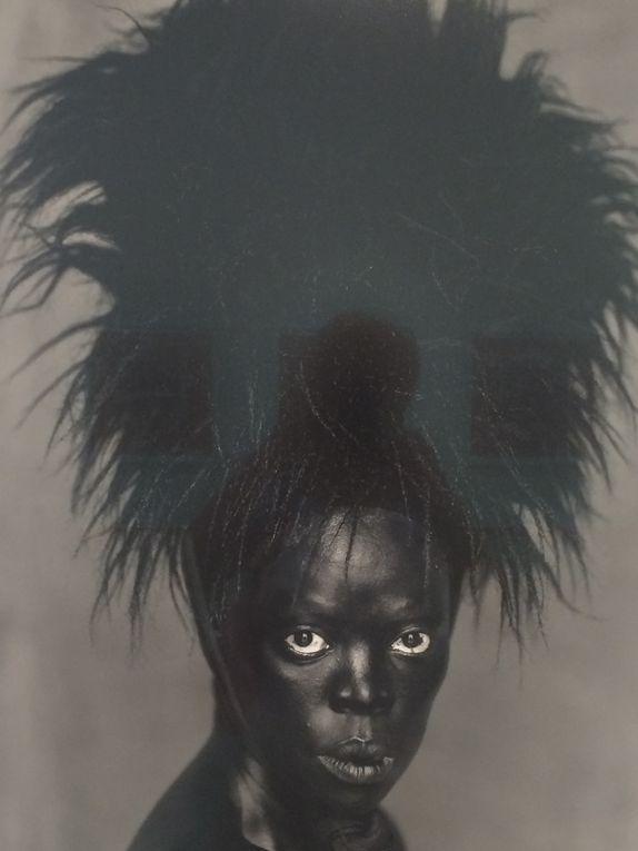 Les masques et les coiffures