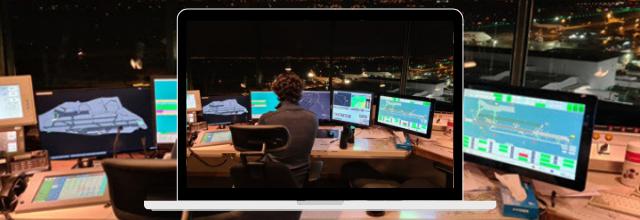 Liege Airport Certifié Advanced ATC Tower