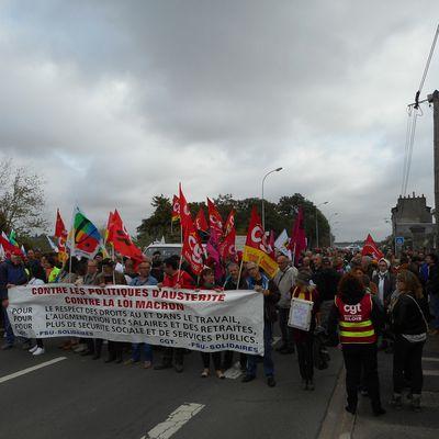 Manifestations du 12 septembre : un rassemblement contre la politique du gouvernement