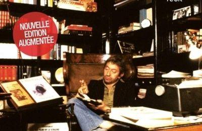 """Livre """"La jeune fille et Gainsbourg"""" de Constance Meyer Editions Archipoche 2010/2016"""