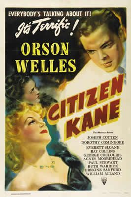 Citizen Kane de et avec Orson Welles