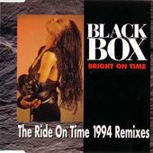 BLACK BOX - Bright on time (the ride on time 94 remix) (1994 remix)