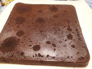 Fondants au chocolat nesquick