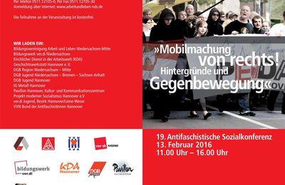 Antifa-Sozialkonferenz 13.2.16