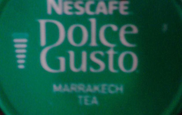 Marrakech Tea de Nescafé Dolce Gusto