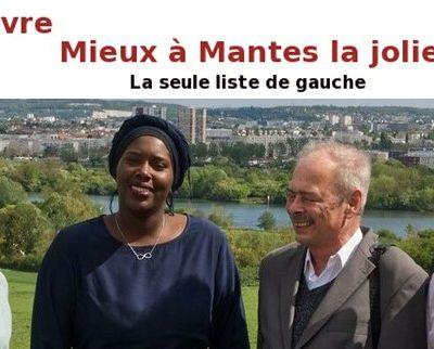 VIVRE MIEUX A MANTES-LA-JOLIE. Lettre d'infos municipales. Nous ne lâcherons rien