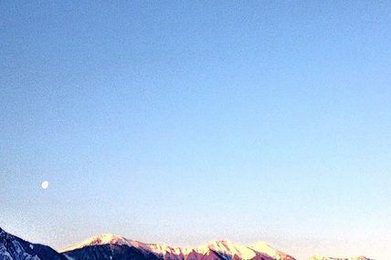 Photo: La sui monti con annette, dove il cielo...