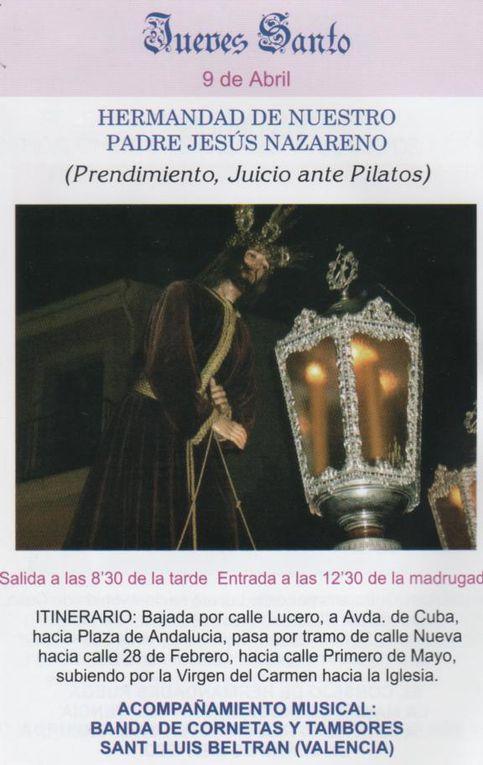 Badolatosa Semana Santa 2009