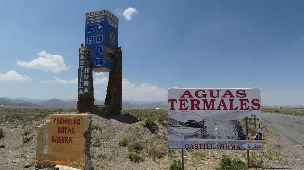 La remontée de la Bolivie, d'Uyuni à La Paz.