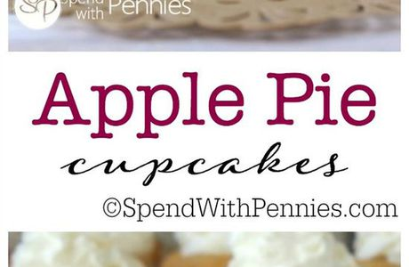 Apple Pie Cupcakes!!