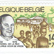 Dominique Georges PIRE, Prix Nobel de la Paix en 1958