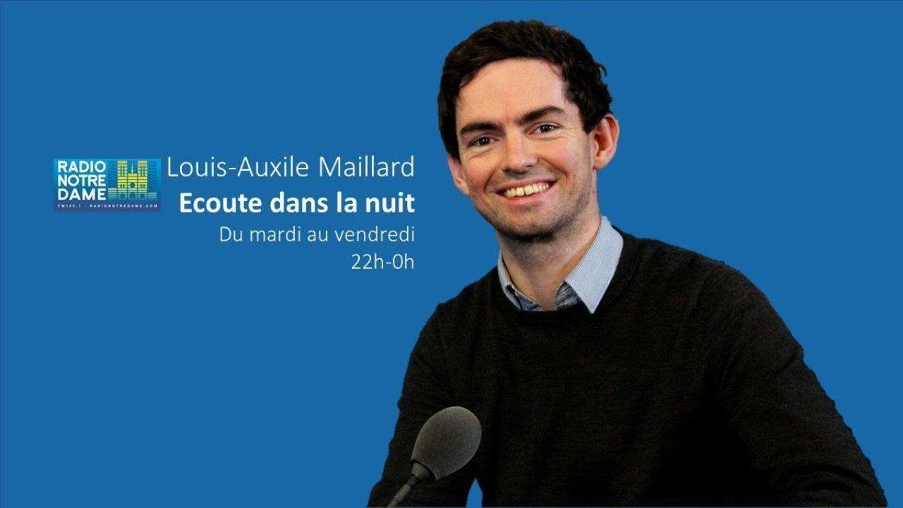 Témoin de l'émission - écoute dans la nuit -  sur Radio Notre Dame