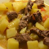 Goulash cookeo weight watchers |
