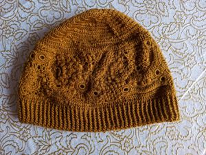 bonnet au crochet free