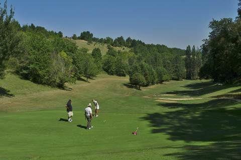 Le golf d'Embats. Auch.