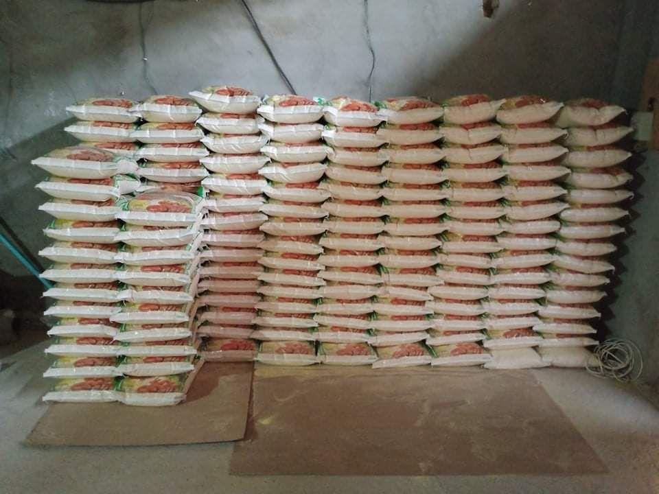 300 sacs de semoules vont être distribuer au plus démunis