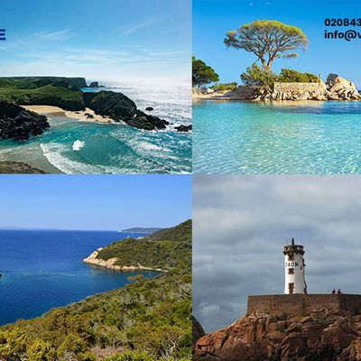 6 Enthralling Islands of France to Visit & Explore