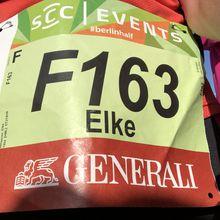 SCC Halbmarathon in Berlin