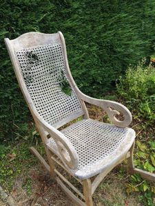 Rock-in-Chair canné