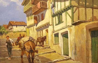 Gabriel DELUC peintre basque (1883-1916)