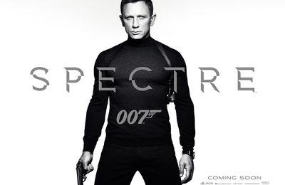 """""""007 SPECTRE"""", LE TEASER TRAILER ÉVÉNEMENT !"""