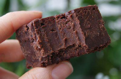 Fondant (Fudge) Au Chocolat Vegan